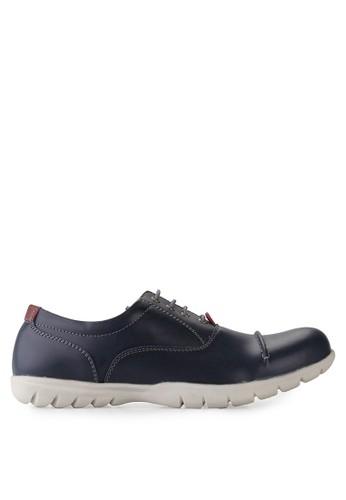 Dr. Kevin navy Business & Dress Shoes Shoes 13219 Leather DR982SH18LAJID_1