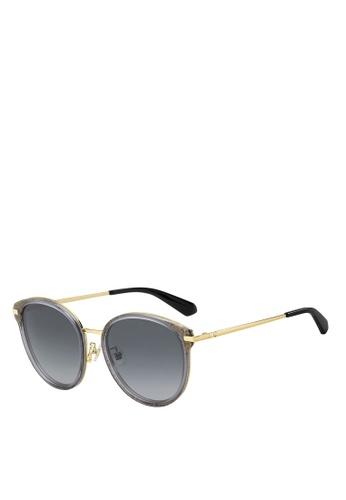 Kate Spade grey JONELLE/F/S Sunglasses 27951GL1810730GS_1