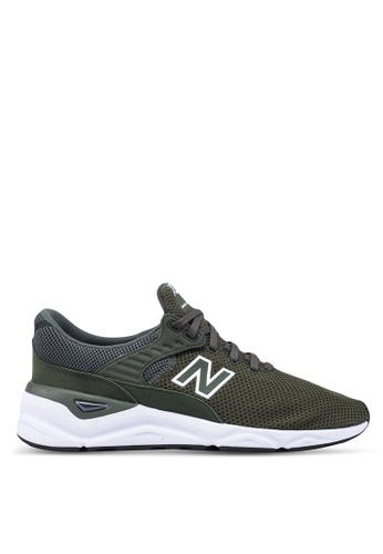 New Balance green X90 Lifestyle Modern Essential Shoes 65618SH4E20D41GS_1