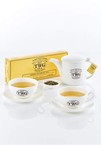 TWG Tea Banish Monday Blues Teabag (Geisha Blossom Tea) A3FDAES9E9588CGS_1