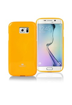 Color Pearl Jelly Case for Samsung Galaxy S6