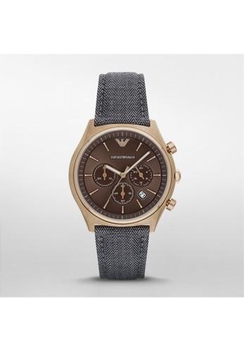 Emporio Armani ZATA簡約系列腕錶 AR1976,esprit官網 錶類, 紳士錶