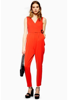 79f4eced559 Shop TOPSHOP Playsuits   Jumpsuits for Women Online on ZALORA ...