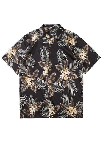Twenty Eight Shoes Vintage Printed Aloha Shirt MD6006 CB1FCAAC15D5F0GS_1