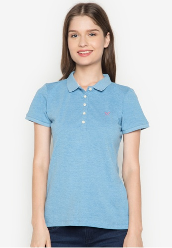 8a7e25342 Shop REGATTA Pique Polo Shirt with Knitted Collar Online on ZALORA  Philippines