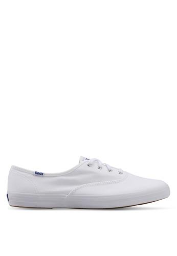 Keds 白色 Champion Core Sneakers KE942SH0STEVMY_1