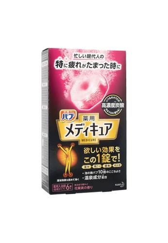 KAO KAO Medicure Spa Powder (Fruity floral) 70g 6pcs/ box (Pink) (KAO-358721) 3D5F2BEB0079F6GS_1