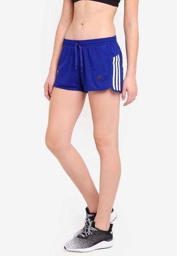 adidas blue adidas d2m k short 3s F1125AAF9D5516GS_1