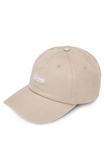 簡約針縫彎簷棒球esprit 眼鏡帽, 飾品配件, 飾品配件
