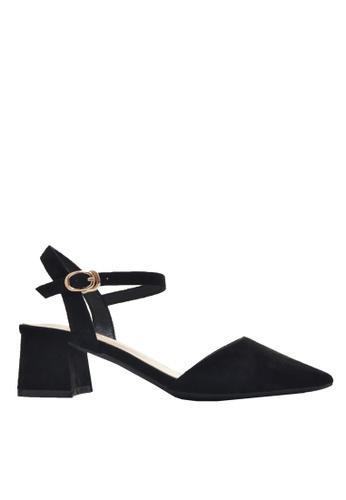Twenty Eight Shoes black Slingback Heel 181-2 FBCE3SH1F47323GS_1