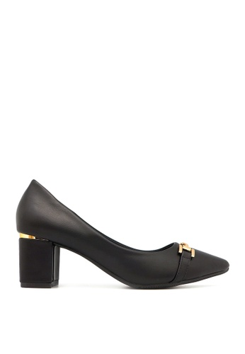 "Carlo Rino black Carlo Rino 33310-C025-08 2""Pointed Toe Pumps 20B3ESH8F51207GS_1"