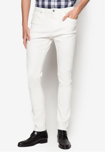 簡約窄管esprit服飾牛仔長褲, 服飾, 牛仔褲