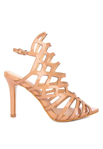 b0209a76bf Shop Rock&Rose Gladiator Sandals with Heels Online on ZALORA Philippines