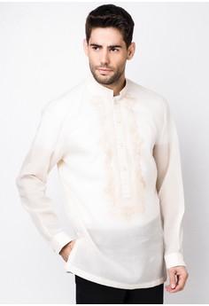Pina Jusi Double Collar Shirt