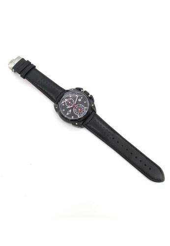 Mini grey Chronograph Watch MI057AC01AIWHK_1