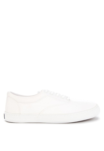 Sperry white Cutter Cvo Sneakers 24C4ESH15218A5GS_1