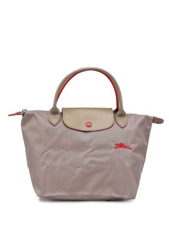 LONGCHAMP brown Le Pliage Club S Top Handle Bag (zt) AE5EDAC24F58A6GS_1
