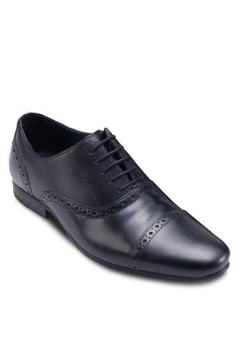 Kerr 雕花尖esprit台灣網頁頭皮鞋, 鞋, 鞋