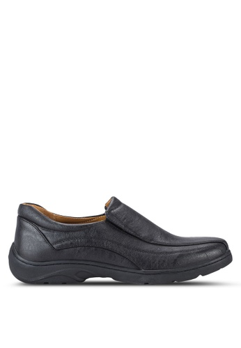Louis Cuppers black Business Shoes LO977SH75AVKMY_1