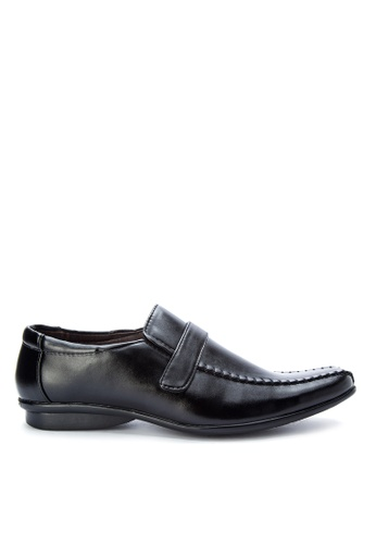 H2Ocean black Fabricio Formal Shoes H2527SH0KDC6PH_1