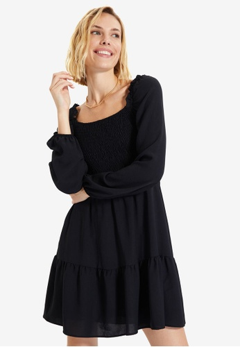 Trendyol black Black Dress E5A17AA3A99176GS_1