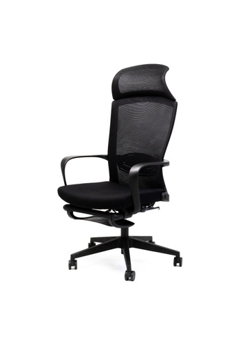 Choice Furniture black Choice Furniture - Adriano Office Chair 84482HL54C5CB4GS_1
