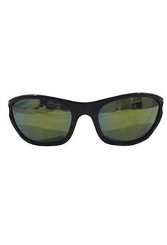 Fashion Sporty Sunglasses Mirrorized Lens # 9839