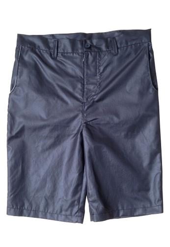 esprit台灣仿皮個性短褲, 服飾, 短褲