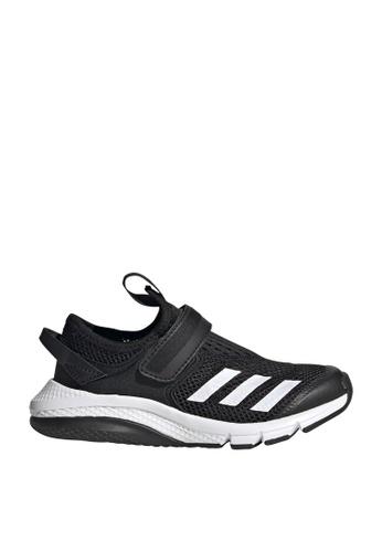 ADIDAS black adidas performance activeflex summer.rdy kids' shoes BD150KS0C318F0GS_1