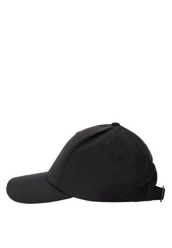 Violeta by MANGO black Adjustable Basic Cap CDC04ACDD2E4FAGS_1
