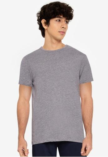 OVS grey Men's Undershirt 7D291US9145561GS_1