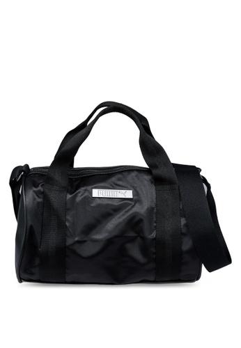 PUMA black Premium Women's Barrel Bag BD9D8ACD1ABC36GS_1