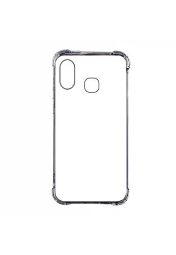 MobileHub grey Samsung M20 German Import Drop Resistant Silicone Case F1877AC7960F55GS_1