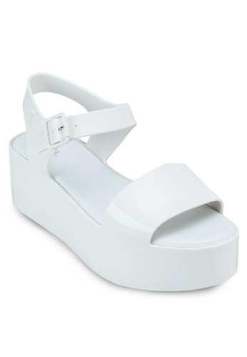 Mar 厚底涼鞋,esprit地址 女鞋, 涼鞋