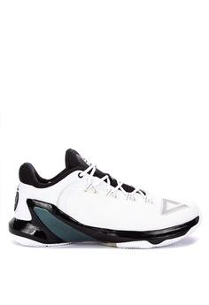 f2a78e2e2ce PEAK white Tony Parker Tp5 Basketball Shoes 8C7C6SHB921E64GS 1