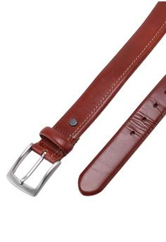 03e94cdb4d4 33% OFF ESPRIT Buckled Leather Belt RM 149.90 NOW RM 99.90 Sizes 80 cm 85  cm 90 cm 95 cm 100 cm