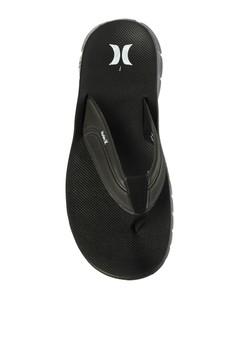 c8bd5f1f17e5 hurley black Fusion 2.0 Sandal AC13ASHC67DFC6GS 1 30% OFF hurley Fusion 2.0 Sandal  Rp 399.900 SEKARANG Rp 279.930 Tersedia beberapa ukuran