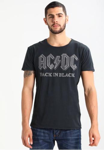 Gipsy 純棉T恤 AC/DC聯名款男T恤-英文團名/ Gipsy 36713AA618EC42GS_1