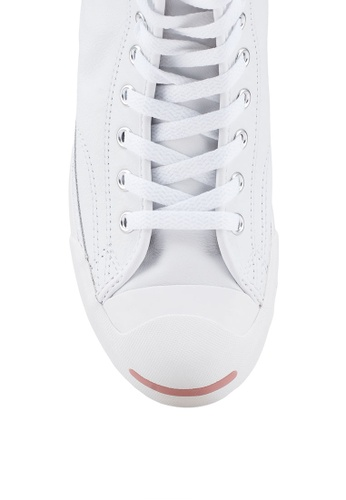 9b1521655ef9 Buy Converse Jack Purcell Leather Bows LP L S Mid Sneakers