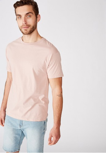 Cotton On pink Essential Skate Tee DAF79AA69A9392GS_1