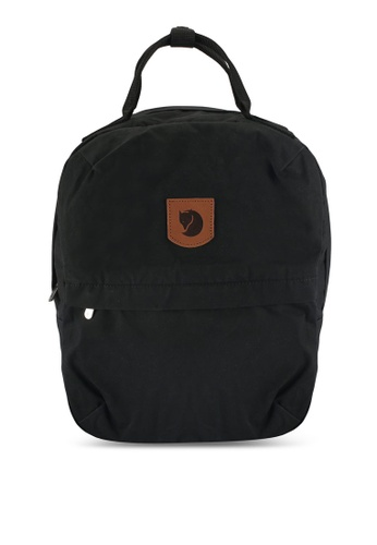 Fjallraven Kanken black Greenland Zip Backpacks FJ382AC0SX7XMY_1