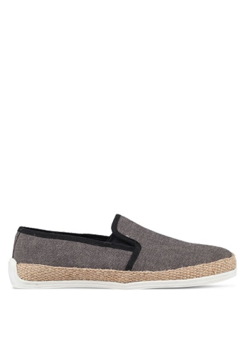 Carlton London black Casual Slip Ons 33B7DSHFD83506GS_1