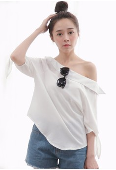 Chill Out Allure Tie Top