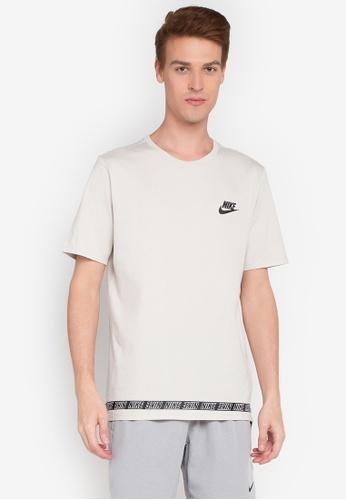 Nike white Men's Nike Sportswear T-Shirt NI126AA0STVQMY_1