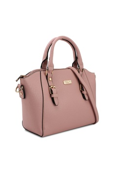 dda92f3fc3a5 55% OFF Unisa Saffiano Texture Convertible Satchel RM 179.00 NOW RM 80.55  Sizes One Size. Back to top