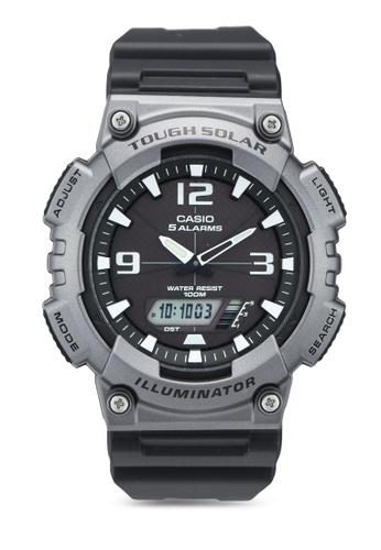 Casio black Casio AQ-S810W-1A4VDF Watch 77665AC6616798GS_1