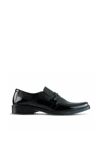 Sogno black Sepatu Pantofel Pria GF.7704 37BD2SHACBA977GS_1