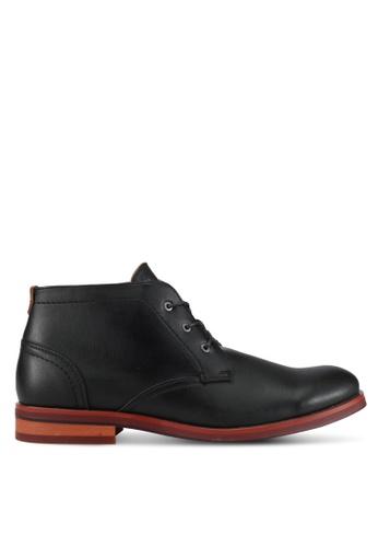 Call It Spring black Branco Boots CA512SH0SFDRMY_1