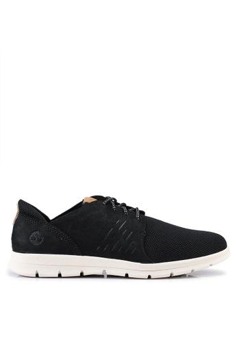 Timberland black Graydon Low Sneakers 746C5SH26BCFFAGS_1
