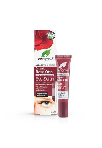Holland & Barrett Dr Organic Rose Otto Eye Serum 15ml 3DDEAES41E2832GS_1